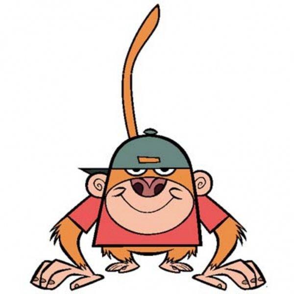 My Gym Partner's a Monkey