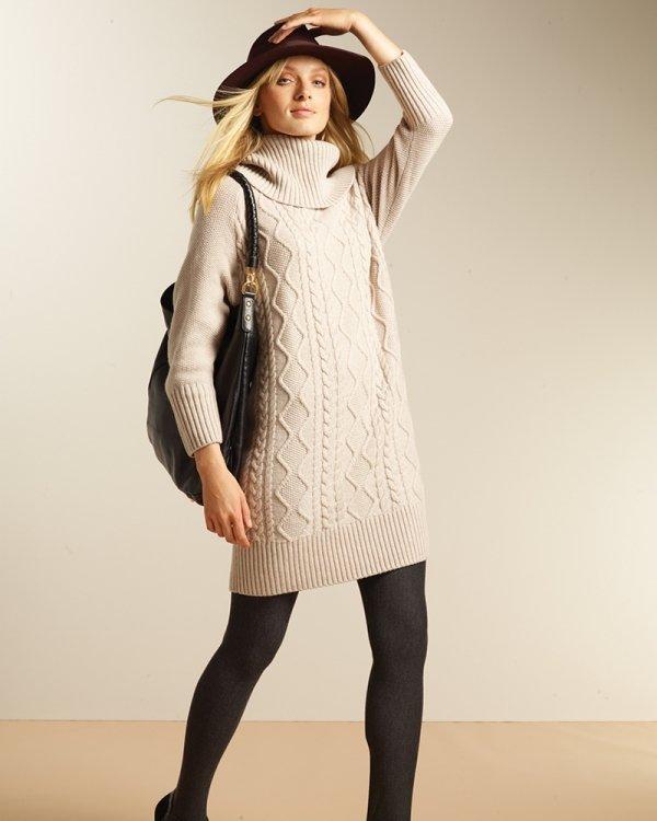 7 Stylish Ways to Wear Knits This Winter ... Fashion
