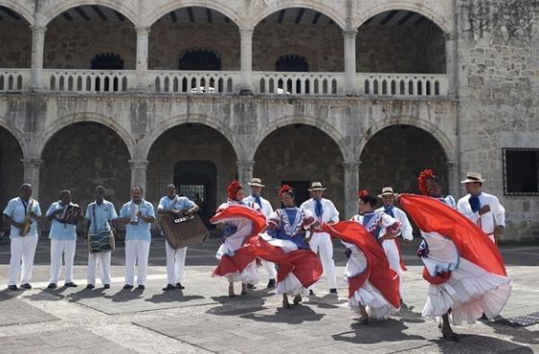 Sultry Latin Rhythms