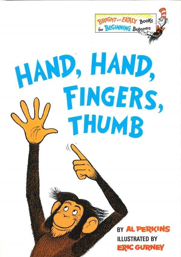Hands, Hands, Fingers, Thumb by Al Perkins