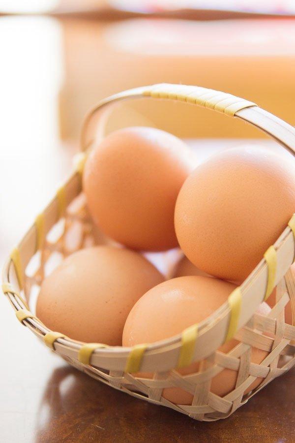 Full Fat Eggs