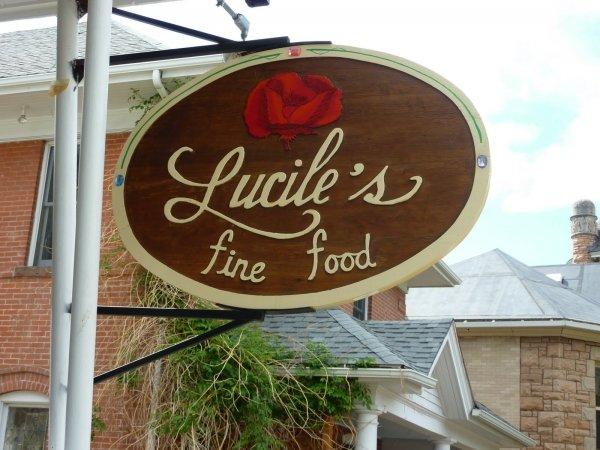 Lucile's Creole Café – 275 S. Logan Street, Denver, CO 80209