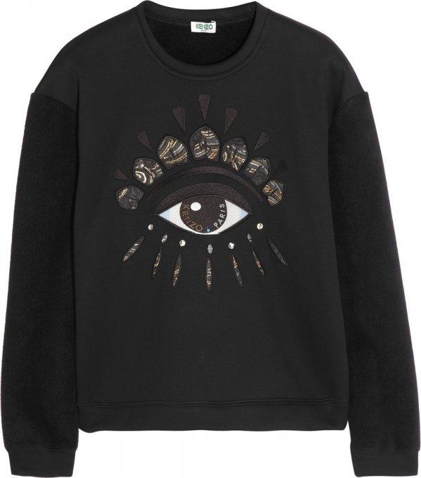 Eye Print Sweater