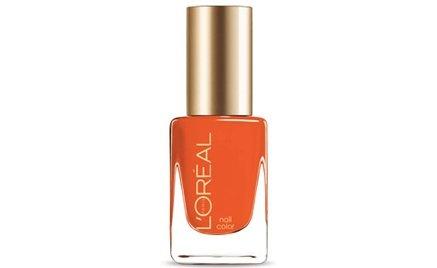 L'Oreal Color Riche Nail Polish in L'Orange