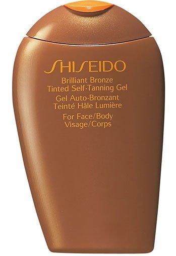 Shiseido Brilliant Bronze Tinted Self Tanning Gel