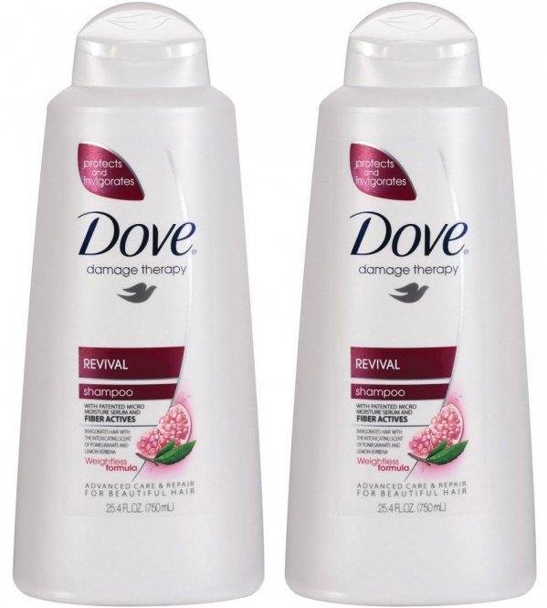 Dove Nutritive Therapy Shampoo