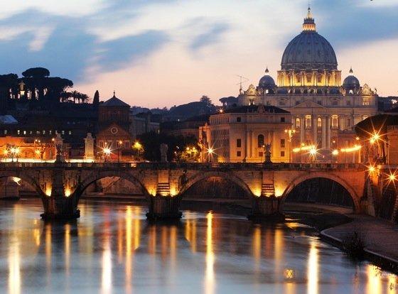 Rome ...