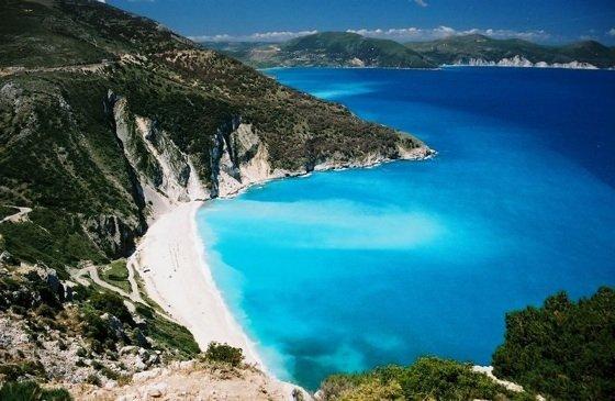 The Greek Islands ...