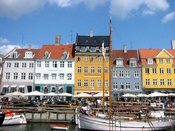 Copenhagen ...