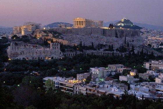 Athens ...