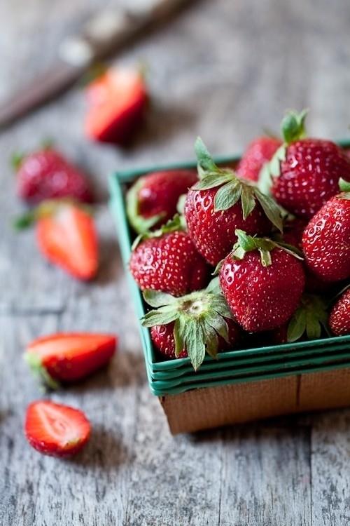 produce, strawberry, food, plant, fruit,
