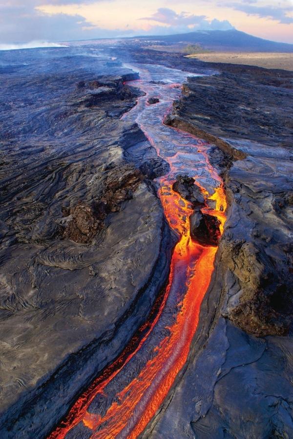 See Volcanoes in Kona, Hawaii