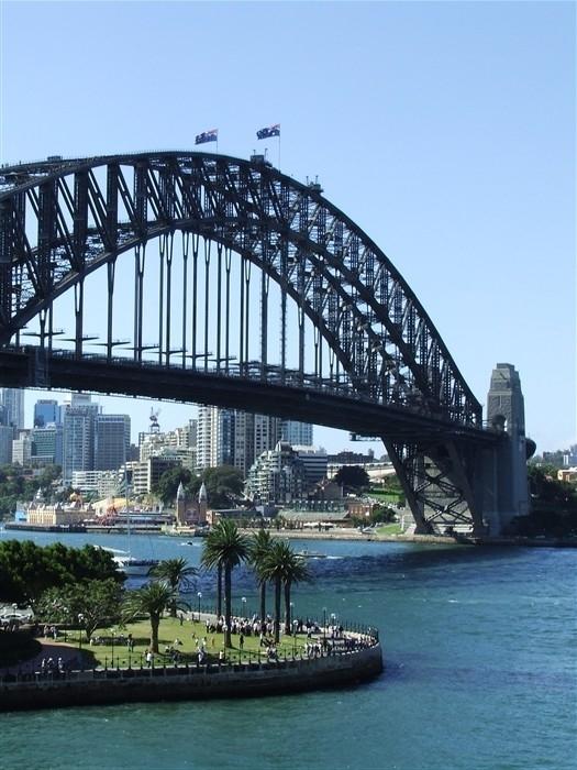 Climb Sydney Harbor Bridge, Australia
