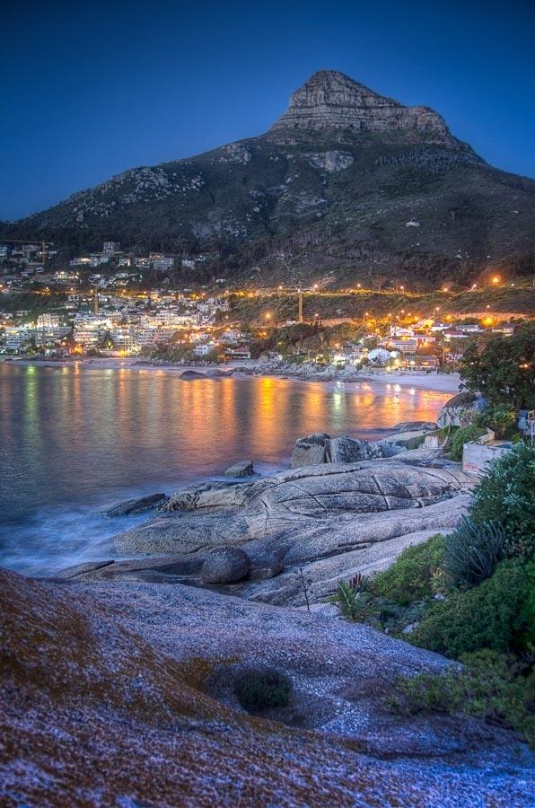 Caper in Cape Town