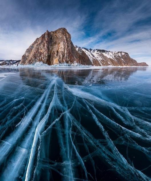 Linger at Lake Baikal, Russia