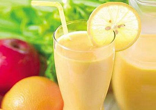 Lemon-Orange Citrus Smoothie