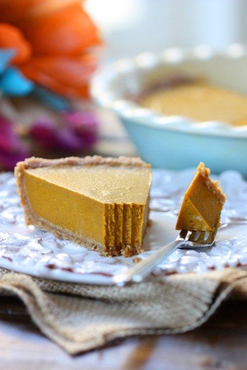 Swap Your Pecan Pie for Pumpkin Pie
