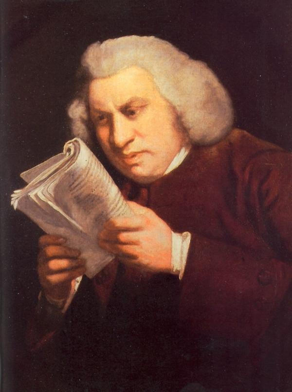 Samuel Johnson, English Author