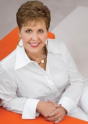 Joyce Meyer, Charismatic Christian Author and Speaker