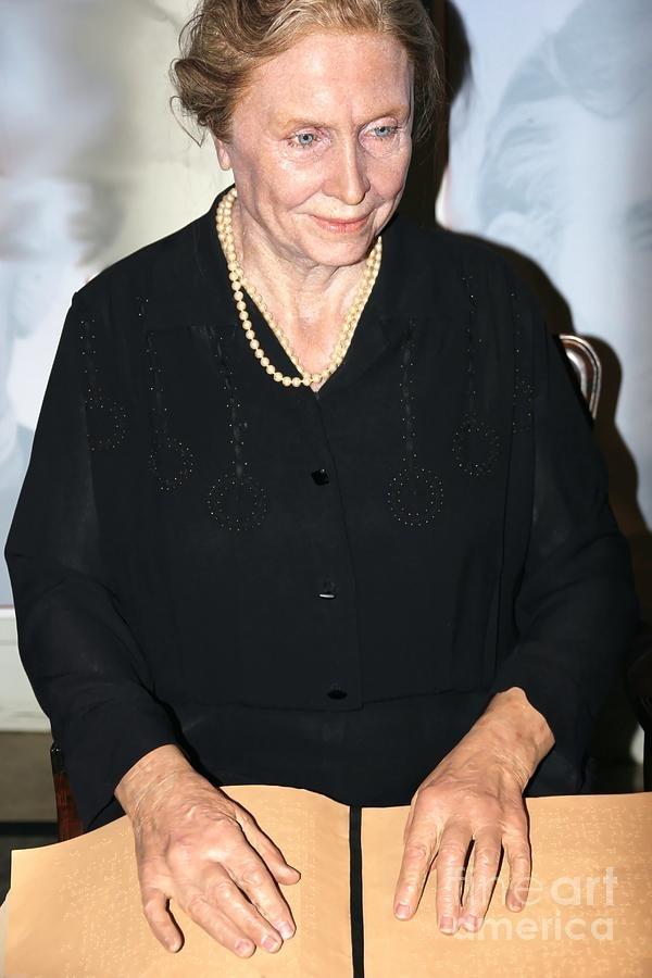 Helen Keller, American Author and Political Activist