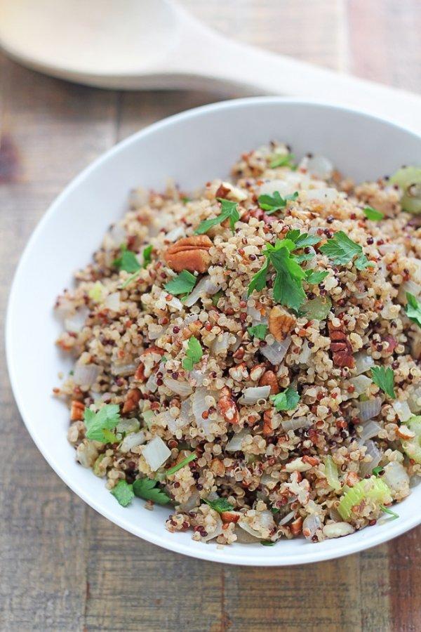Quinoa Stuffing