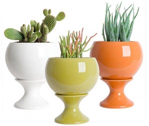 J Schatz Planter Collection