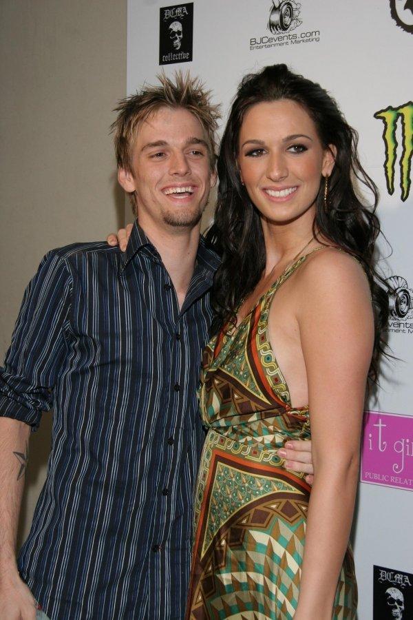 Aaron & Angel Carter