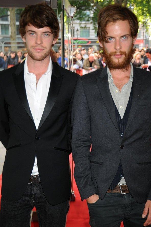 Harry & Luke Treadaway