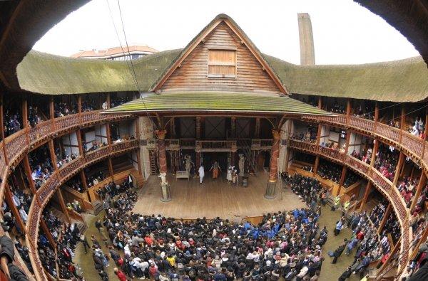 Explore Shakespeare's Globe