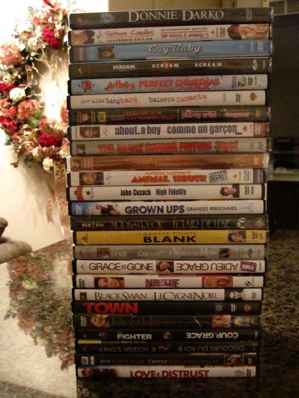 Holiday Themed Movie Marathon