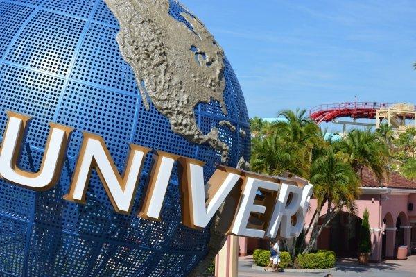 Universal Studios/Islands of Adventure
