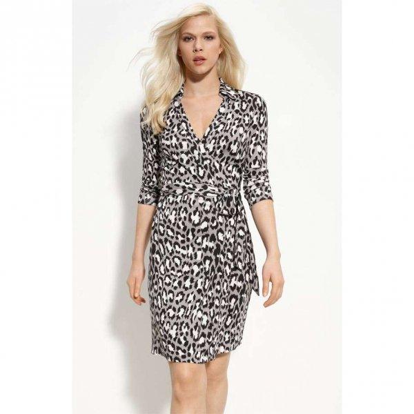 Diane Von Furstenberg New Jeanne Wrap Dress 13 Best