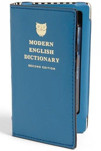 Kate Spade New York Dictionary Book Case