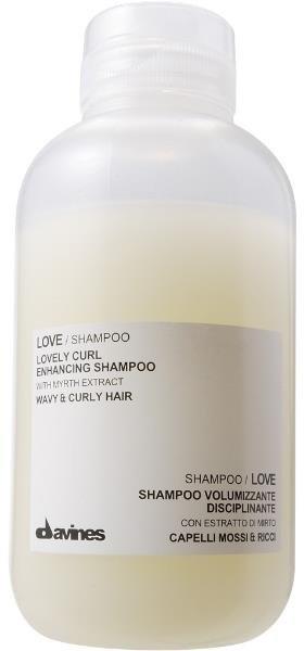 Davines Love Lovely Curl Enhancing Shampoo, Wavy & Curly Hair