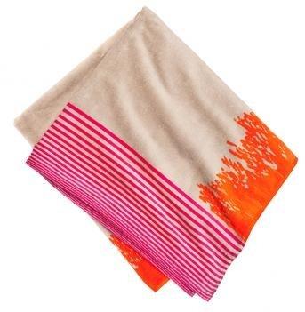 Yigal Azrouël Color Burst Beach Towel