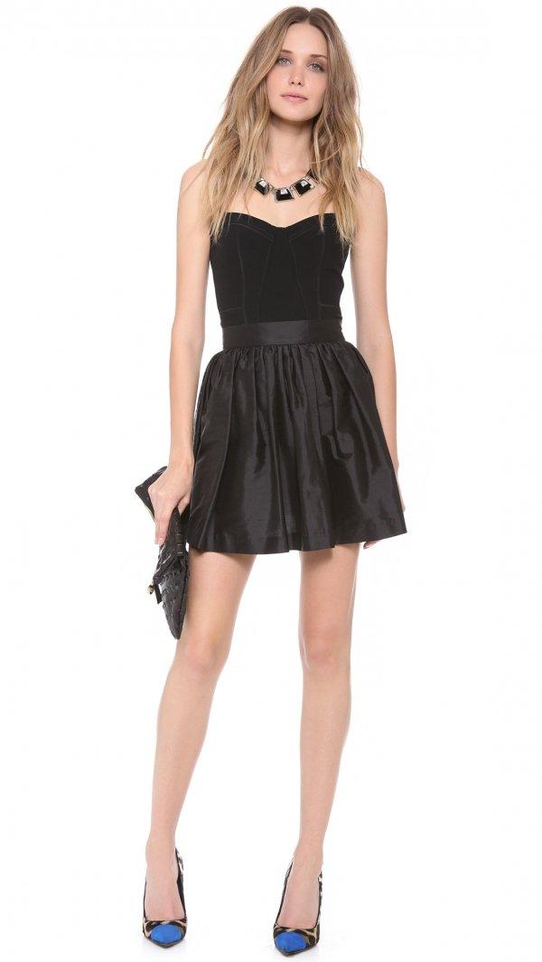 Lulu's Party Skirt