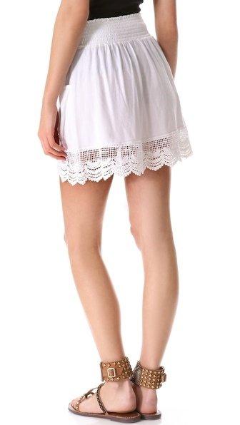 Nightcap Clothing Bowtie Skirt