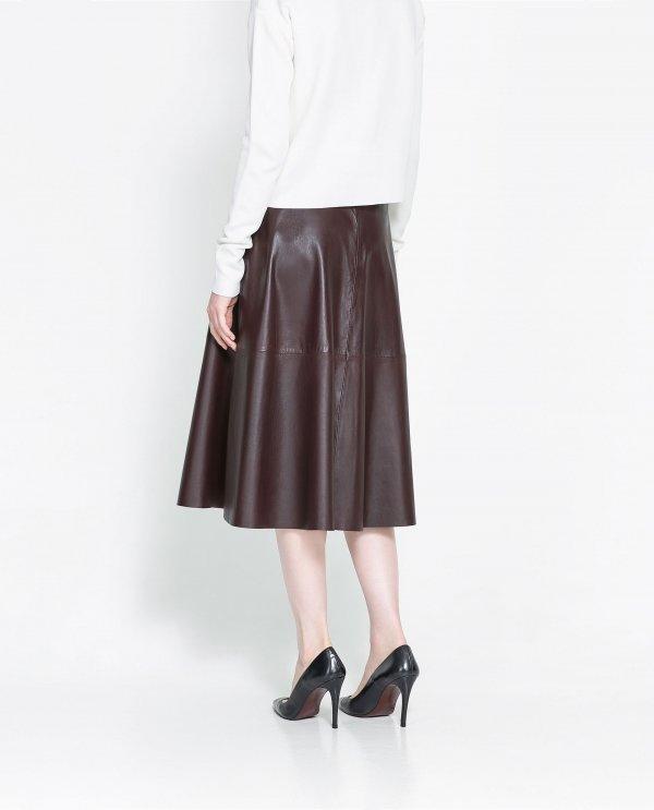 Zara Leather Full