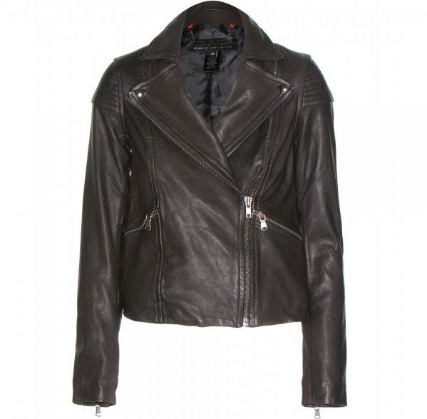 Marc by Marc Jacobs Sergeant Leather Biker Jacket
