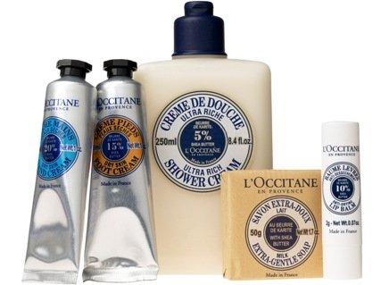 L'Occitane Shea Butter Genius Collection