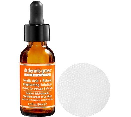 Dr. Dennis Gross Skincare Ferulic Acid + Retinol Brightening Solution