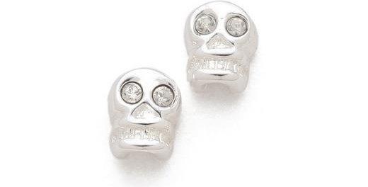 Bing Bang Skull Studs
