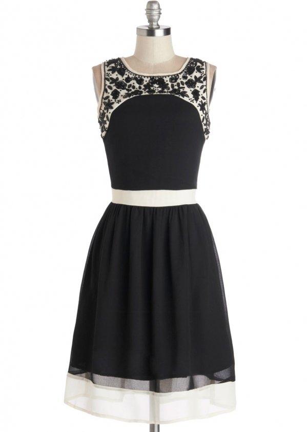 Dine and Dance Dress