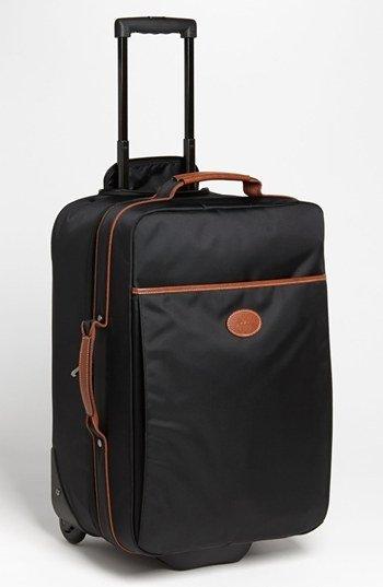 Longchamp 'Le Pliage' Wheeled Carry-on