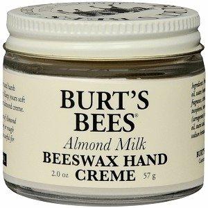 Burt's Bees Almond Milk Beeswax Hand Crème