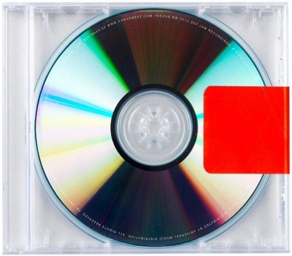 Yeezus – Kanye West