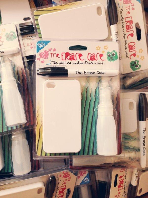The Erase Case