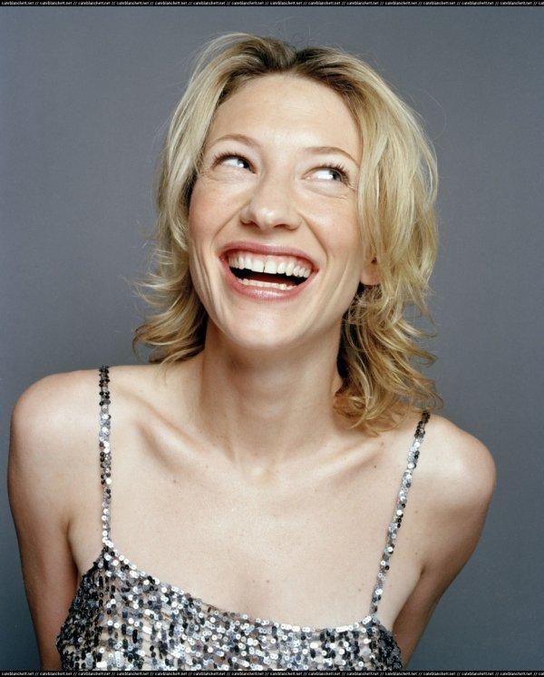 Cate Blanchett as Bob Dylan