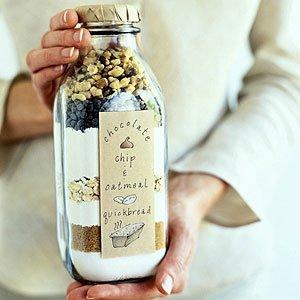 Bread/Cookies/Brownies in a Bottle