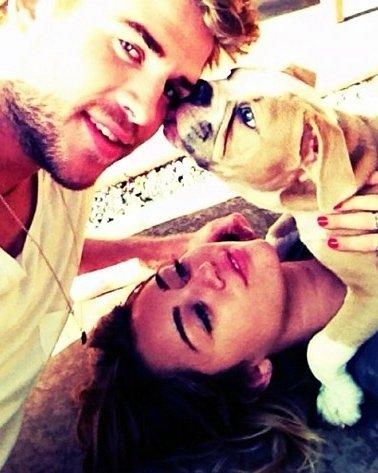 Miley Cyrus and Liam Hemsworth Tattoo